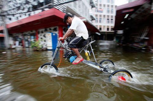 タイの洪水27
