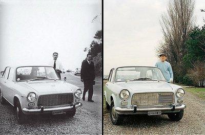 20年間同じ車に乗っている人々の比較07
