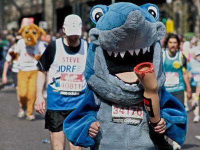ロンドンマラソン・コスプレ00