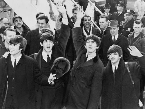 1964年のビートルズ