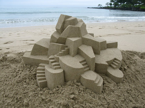 砂の城01