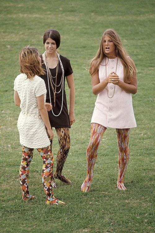 40年前のアメリカの女子高生ファッション02