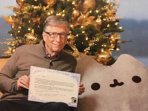 ビル・ゲイツからクリスマスプレゼント00
