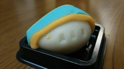 02 北陸新幹線開通記念和菓子