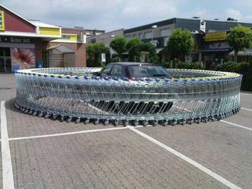 違法駐車04