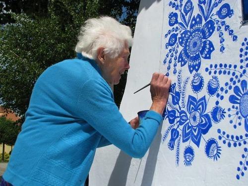 90歳のおばあちゃん06
