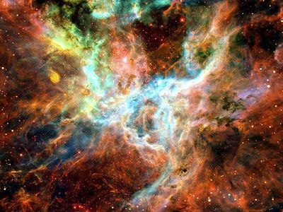 タランチュラ星雲04