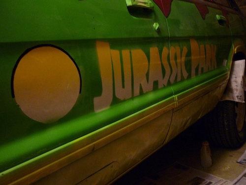 ジュラシックパーク・カー35