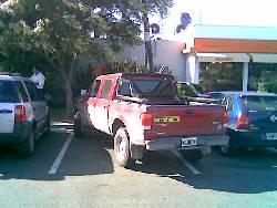 私は駐車が下手です12