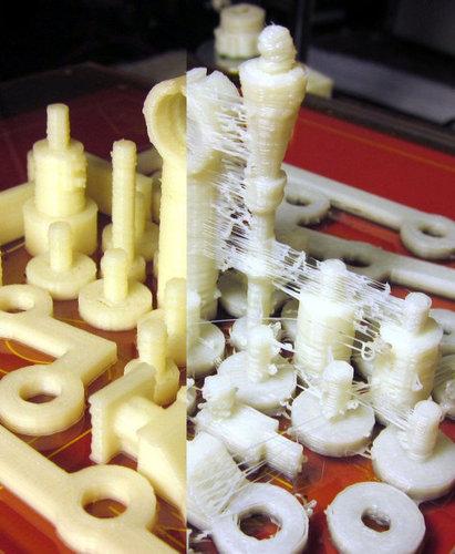 3Dプリンター失敗集16