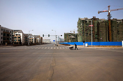 中国のゴーストタウン09
