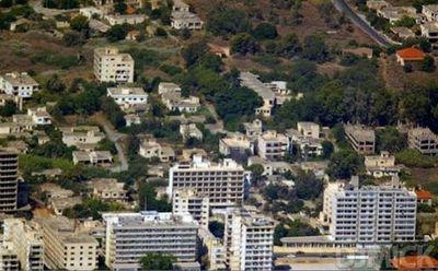 分断されたキプロスの廃墟05