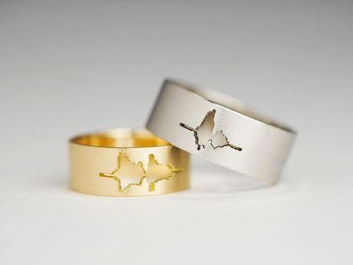 音声が彫られた結婚指輪01
