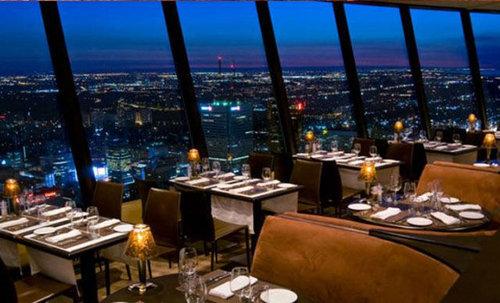 世界の絶景レストラン24