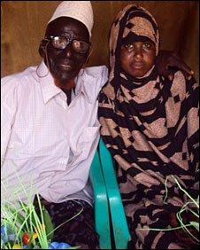 歳の差95歳婚