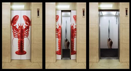 エレベーター広告03