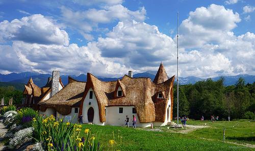 ポーランドの魔女の小屋03