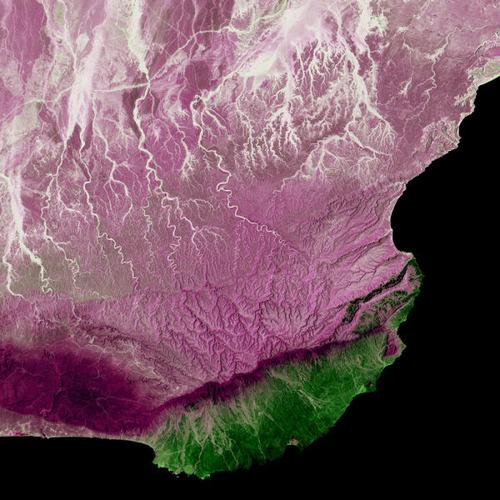 衛星写真18