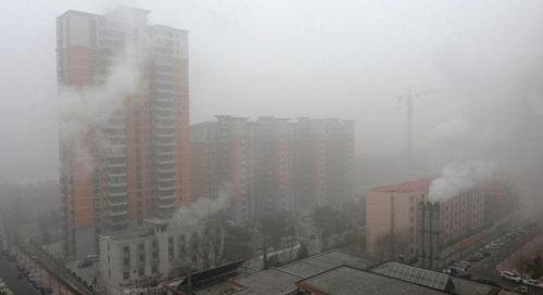 中国のもはや手に負えない公害22