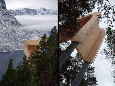 ノルウェーの展望台05