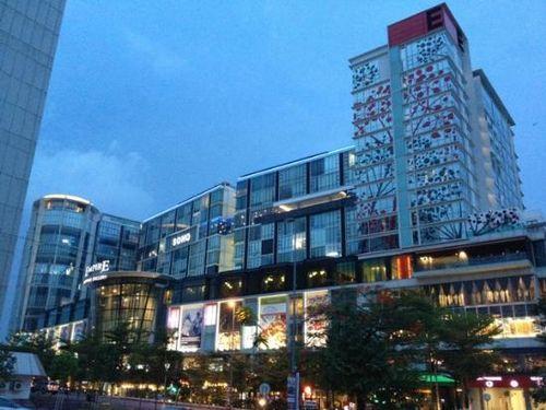 マレーシアのショッピングモール00