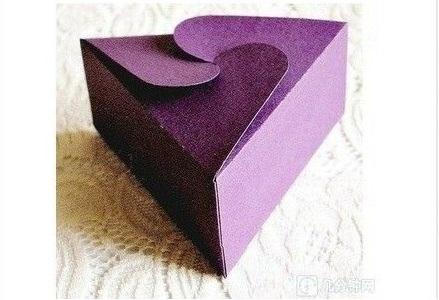 ギフトボックスの展開図09
