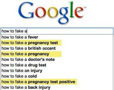 女性たちよ、これは本当かい?