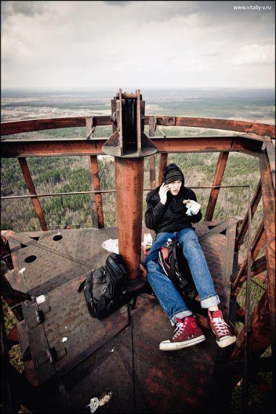モスクワのラジオタワー09
