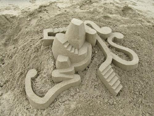 砂の城10