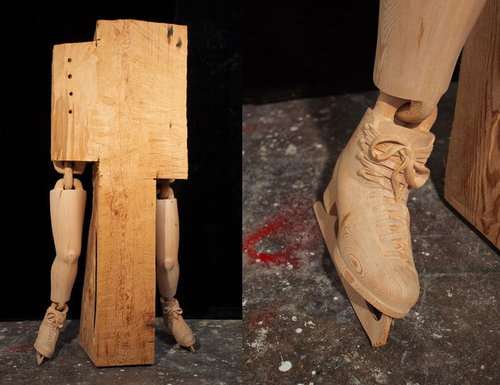 木彫りアート06