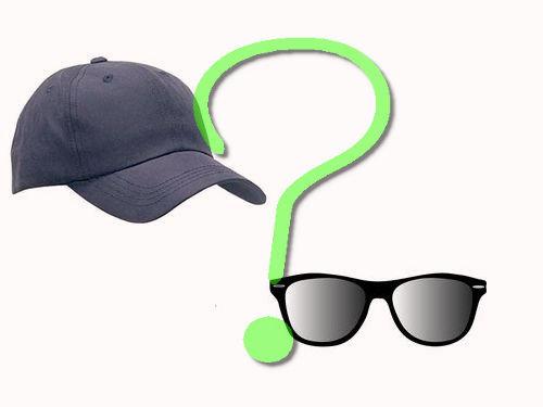 ゴーグル、帽子、サングラスの用途00
