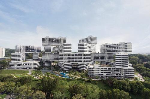 シンガポールのビル04
