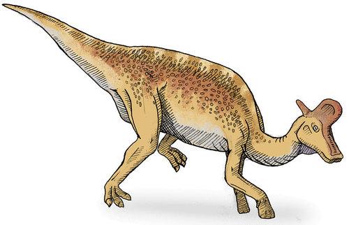 「ランベオサウルス」