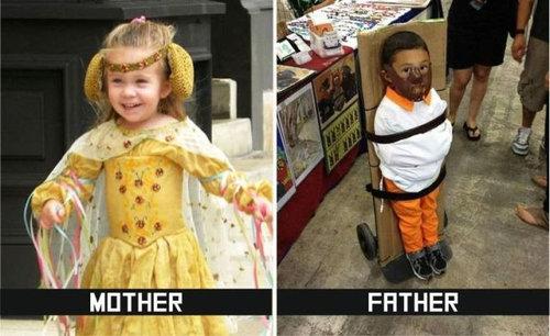 ママとパパの子育ての決定的な違い08