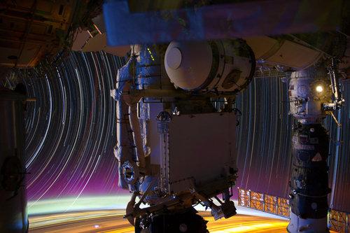 NASAの長時間露光01