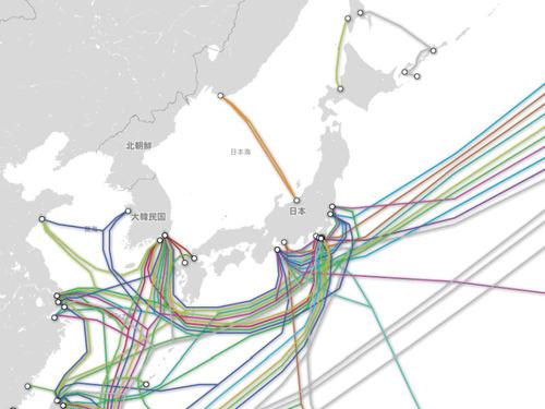 トンガの海底ケーブルが断線01