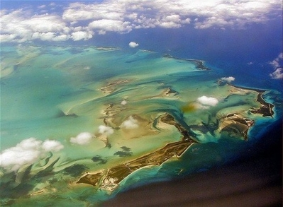 空から見た地球06
