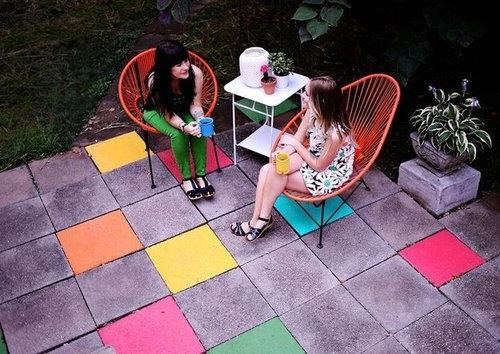 庭の格安DIY09