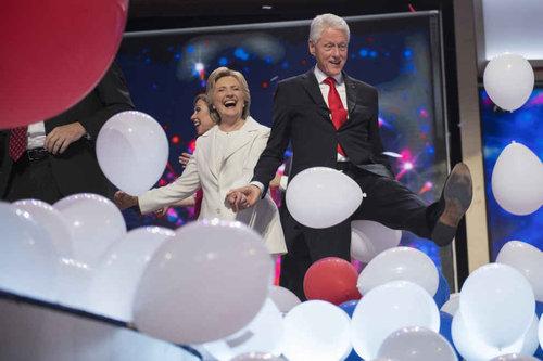 ビル・クリントンはバルーンが大好き13