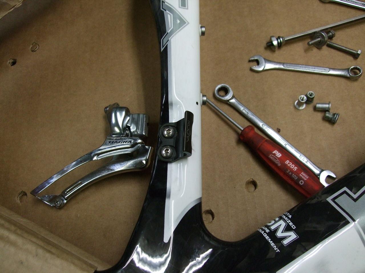 自転車の 自転車 アルミフレーム 修理 : Crafthouse:自転車フレーム修理 ...