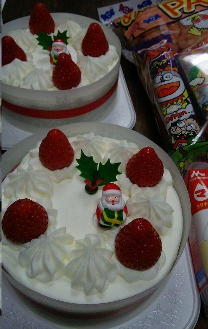 20161223社協Xmas会 (cake)