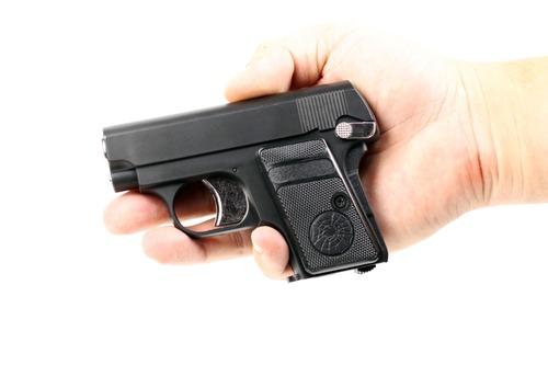 HFC 固定ガスガン コルトColt 25 ポケット