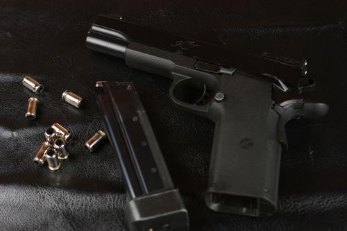 Kimber Tactical Force 6mmBB Blowback DUAL MAXI