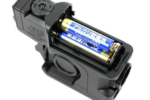 単4電池3本