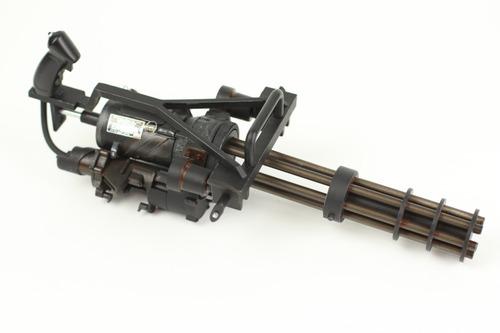 M134ミニガンのミニチュア