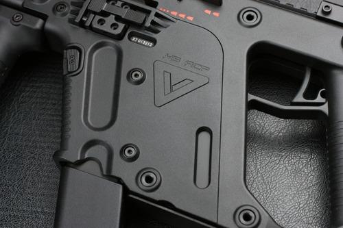 Kriss Super Vシステム内蔵箇所
