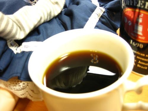 おいしいコーヒー!