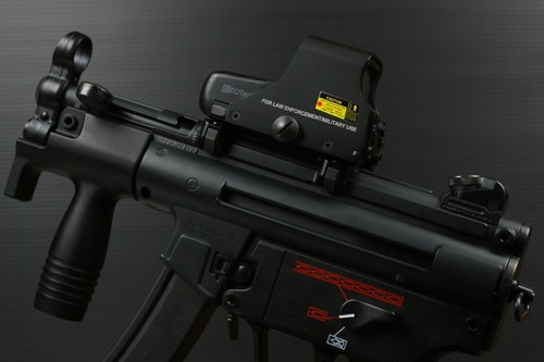 MP5NBレールマウント