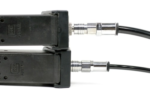 マイクロカプラー接続時の比較