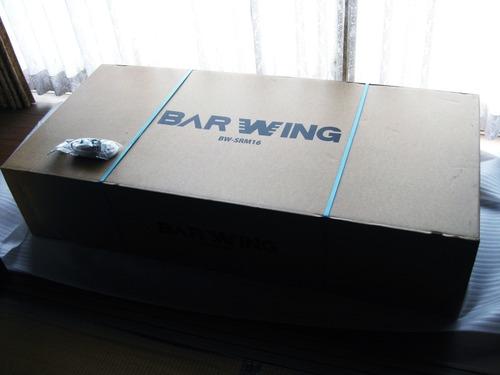 BARWING高機能ルームランナー